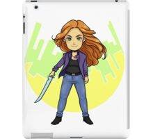 NY Clary Fray  iPad Case/Skin