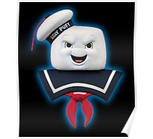 Ghostbusters - Stay Puft Marshmallow Man Bust Poster