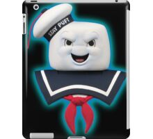 Ghostbusters - Stay Puft Marshmallow Man Bust iPad Case/Skin