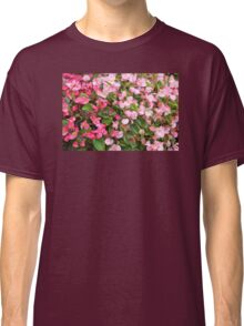 Pink Blooms Classic T-Shirt