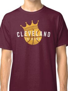 Cleveland Is King Classic T-Shirt