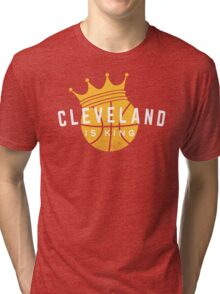 Cleveland Is King Tri-blend T-Shirt