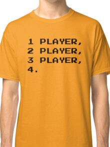 MULTIPLAYER Classic T-Shirt