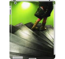 interior university library TU Cottbus iPad Case/Skin