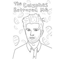 The Calones Betrayed Me Photographic Print