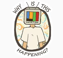 TV HEAD Unisex T-Shirt
