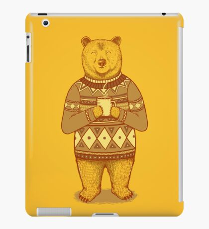 Keep Warm iPad Case/Skin