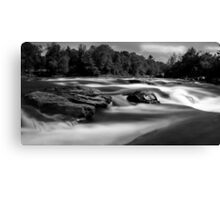 Rapids on the Hudson Canvas Print