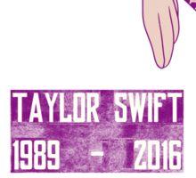 Taylor Swift killed by Kim Kardashian's receipts Sticker