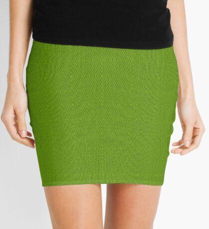 Stacked Blocks #4 Mini Skirt