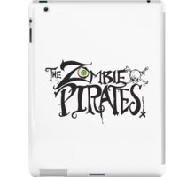 The Zombie Pirates iPad Case/Skin