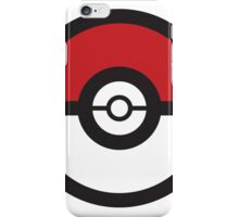 Pokémon GO Pokéball Squad by PokeGO iPhone Case/Skin