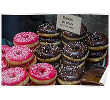 Donuts for you!  Poster