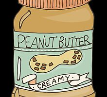 Jar Of Peanut Butter by kwg2200