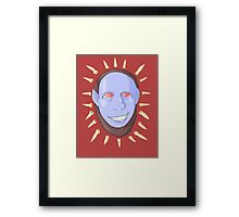 HAIL MARY Framed Print