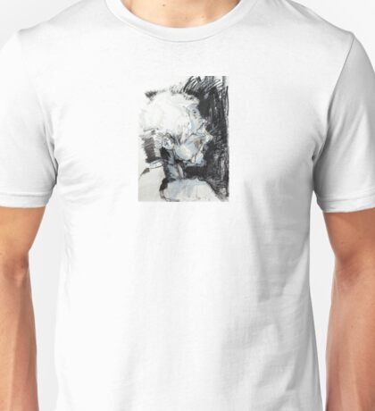 Face Sketch Unisex T-Shirt