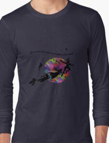Second Star Peter Pan Long Sleeve T-Shirt