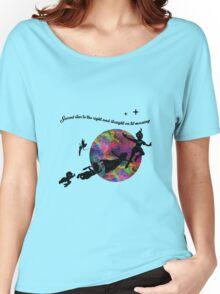 Second Star Peter Pan Women's Relaxed Fit T-Shirt