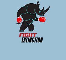 Fight Extinction Rhino Unisex T-Shirt