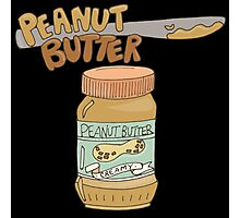 Peanut Butter Photographic Print
