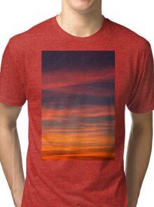 sky calm Tri-blend T-Shirt