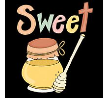 Sweet Honey Photographic Print
