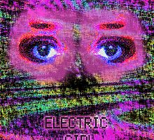Electric Girl by FrogBear