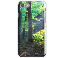 Sunrise Over Pioneer Cabin iPhone Case/Skin