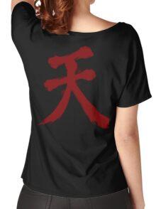 Raging Demon - Akuma Women's Relaxed Fit T-Shirt