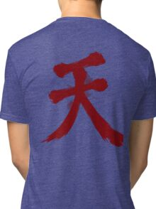 Raging Demon - Akuma Tri-blend T-Shirt