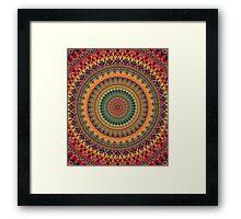 Mandala 133 Framed Print