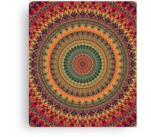 Mandala 133 Canvas Print
