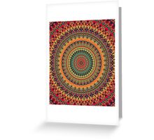 Mandala 133 Greeting Card