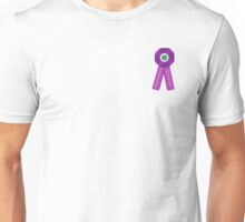 4-H Big, Purple Ribbon Unisex T-Shirt