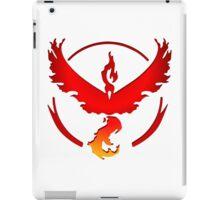 Pokemon GO: TEAM VALOR iPad Case/Skin