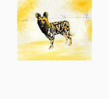 African Wild Dog Notes Unisex T-Shirt