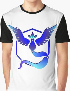 Pokemon GO: TEAM MYSTIC Graphic T-Shirt