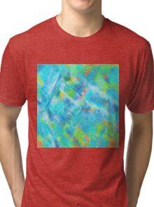 Water Splash Tri-blend T-Shirt