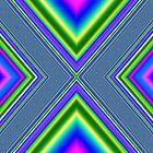 Psychedelic Geometry by Dana Roper