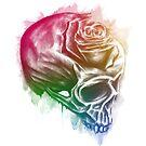 Skull study by Harry Fitriansyah
