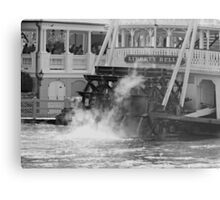 Liberty Belle Riverboat Metal Print