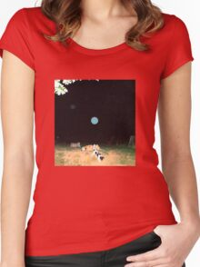 Odessa's Orbs #2 Women's Fitted Scoop T-Shirt