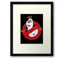 Snowbusters Framed Print