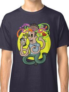 Mobile Addict Classic T-Shirt