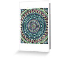 Mandala 134 Greeting Card