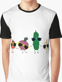Cool vegetables Graphic T-Shirt