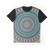 Mandala 134 Graphic T-Shirt