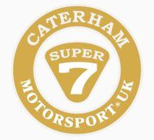 Caterham SUPER 7 UK Motorsport Kids Tee
