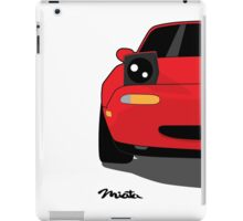 Kawaii Miata MX-5 iPad Case/Skin