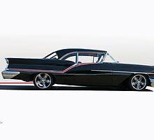 1957 Oldsmobile Super 88 II by DaveKoontz